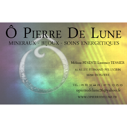 Boutique Ô Pierre De Lune